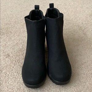 Nasty Gal Shoes - Nasty Gal Booties - NEVER WORN